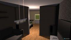 Raumgestaltung wg zimmer in der Kategorie Wohnzimmer