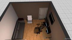 Raumgestaltung WGMUC in der Kategorie Wohnzimmer