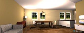 Raumgestaltung WH in der Kategorie Wohnzimmer