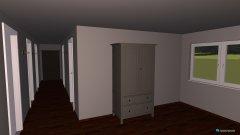 Raumgestaltung Whg 1 in der Kategorie Wohnzimmer