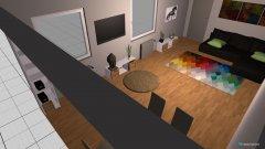 Raumgestaltung Whg Hornstege in der Kategorie Wohnzimmer