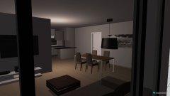 Raumgestaltung Whg rechts WZ in der Kategorie Wohnzimmer