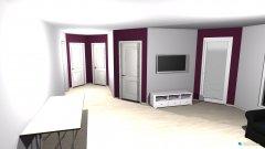 Raumgestaltung Whg1 in der Kategorie Wohnzimmer