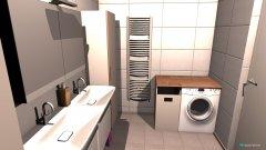 Raumgestaltung Whg32_Bad_v2 in der Kategorie Wohnzimmer