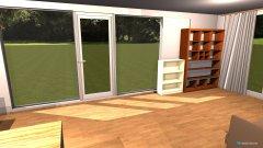 Raumgestaltung Whg32_Wohnzimmer_v1 in der Kategorie Wohnzimmer