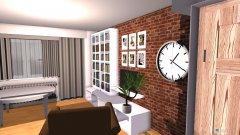 Raumgestaltung whg in der Kategorie Wohnzimmer