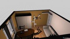 Raumgestaltung WHS Wohnzimmer in der Kategorie Wohnzimmer