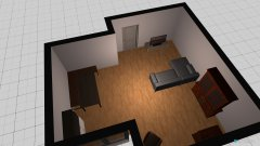 Raumgestaltung Widder in der Kategorie Wohnzimmer