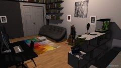 Raumgestaltung Wien - 6ter Bezirk, Altbau modern eingerichete Singlewohnung in der Kategorie Wohnzimmer