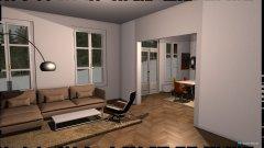 Raumgestaltung Wien living kitchen in der Kategorie Wohnzimmer