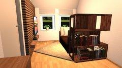 Raumgestaltung WilfeV1 in der Kategorie Wohnzimmer