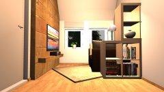 Raumgestaltung WilfeV3 in der Kategorie Wohnzimmer