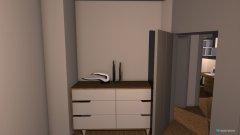 Raumgestaltung Winterhude5 in der Kategorie Wohnzimmer