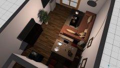 Raumgestaltung Wiohnzimmer Variante 3 in der Kategorie Wohnzimmer