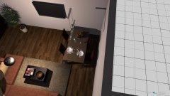 Raumgestaltung Wiohnzimmer Variante 4 in der Kategorie Wohnzimmer