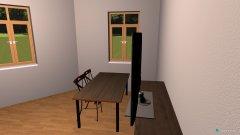 Raumgestaltung woh_u_g in der Kategorie Wohnzimmer