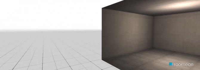 Raumgestaltung Wohen 1 in der Kategorie Wohnzimmer