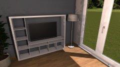 Raumgestaltung Wohn & Essbereich in der Kategorie Wohnzimmer