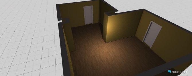 Raumgestaltung Wohn Essraum in der Kategorie Wohnzimmer