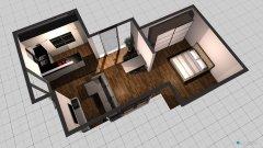 Raumgestaltung Wohn-Esszimmer, final in der Kategorie Wohnzimmer