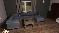Raumgestaltung Wohn-Esszimmer2 in der Kategorie Wohnzimmer