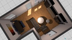 Raumgestaltung wohn esszimmer in der Kategorie Wohnzimmer