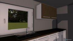Raumgestaltung WOHN und ESS und Küche in der Kategorie Wohnzimmer