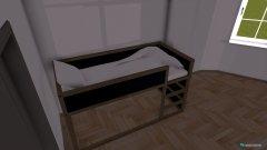 Raumgestaltung Wohn- und Esszimmer anders in der Kategorie Wohnzimmer