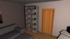 Raumgestaltung Wohn- und Esszimmer2 in der Kategorie Wohnzimmer