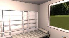Raumgestaltung Wohn- und Schlafmaschine in der Kategorie Wohnzimmer