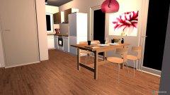 Raumgestaltung Wohn_Essbereich in der Kategorie Wohnzimmer
