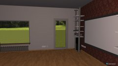 Raumgestaltung Wohn_Eszimmer in der Kategorie Wohnzimmer