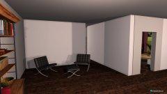 Raumgestaltung Wohnanlage, loft in der Kategorie Wohnzimmer