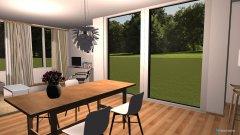 Raumgestaltung Wohnbereich Sitzfeldt in der Kategorie Wohnzimmer