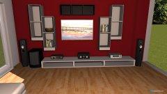 Raumgestaltung Wohnbereich v3 in der Kategorie Wohnzimmer