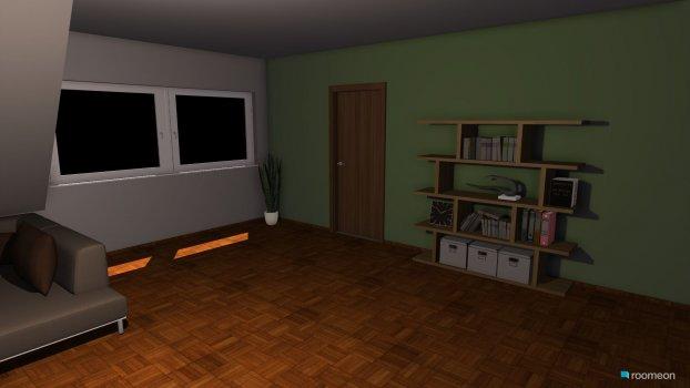 Raumgestaltung Wohnbereiech in der Kategorie Wohnzimmer