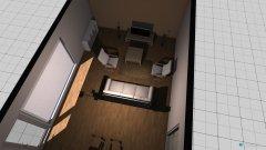 Raumgestaltung wohne in der Kategorie Wohnzimmer
