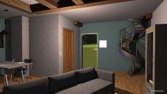 Raumgestaltung Wohnen Büchig in der Kategorie Wohnzimmer