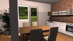 Raumgestaltung Wohnen ELW in der Kategorie Wohnzimmer
