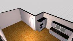 Raumgestaltung Wohnen-Essen in der Kategorie Wohnzimmer
