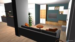 Raumgestaltung Wohnen Essen in der Kategorie Wohnzimmer