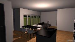 Raumgestaltung Wohnen EssenII in der Kategorie Wohnzimmer