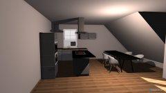 Raumgestaltung Wohnen EssenIIII (ohne Abstell) in der Kategorie Wohnzimmer
