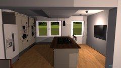 Raumgestaltung Wohnen zum Garten neu kurze wand in der Kategorie Wohnzimmer