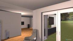 Raumgestaltung Wohnen zum Garten neu in der Kategorie Wohnzimmer