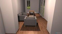 Raumgestaltung Wohnen1 in der Kategorie Wohnzimmer