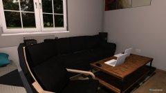 Raumgestaltung wohnen in der Kategorie Wohnzimmer