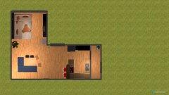 Raumgestaltung wohnesskochen in der Kategorie Wohnzimmer