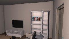 Raumgestaltung WohnEssKüche in der Kategorie Wohnzimmer