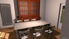 Raumgestaltung WohnEsszimmer EG in der Kategorie Wohnzimmer